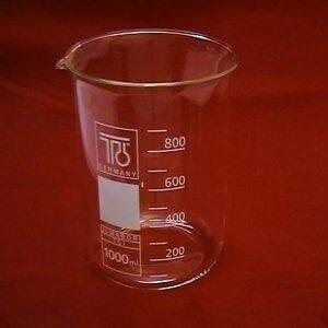 Čaša staklena 1000 ml