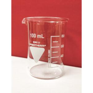 Čaša staklena 100ml