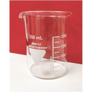 Čaša staklena 250 ml