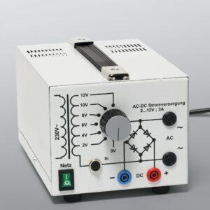 Izvor istosmjernog i izmjeničnog napajanja 2V – 12V