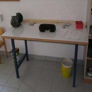 Radionički stol sa limom DM-P