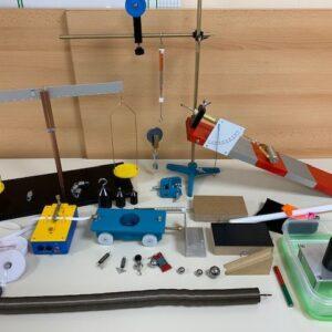 Pribor za pokuse iz mehanike