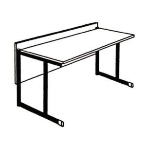 Stol za računalo i printer RM-2