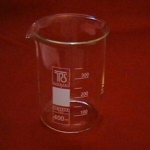Čaša staklena 400 ml