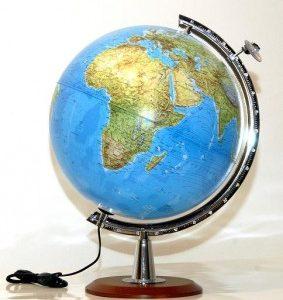 Globus fi 30cm – politički i fizički, model SPECIJAL-d
