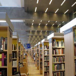 Knjižnica - drvo - KL