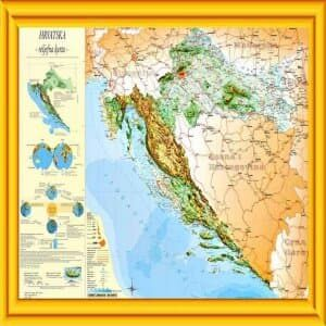 Reljefne karte