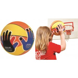 Košarkaška lopta Spordas Max Hands-On Basketball