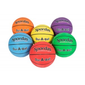 Košarkaške lopte Dur-A-Ball – set 6 kom