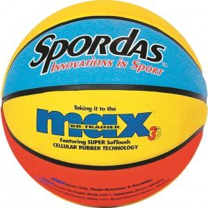 Košarkaška lopta Spordas Max BB Trainer