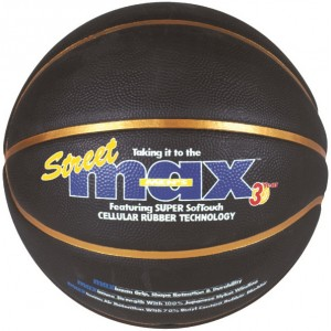 Košarkaška lopta Spordas StreetMax