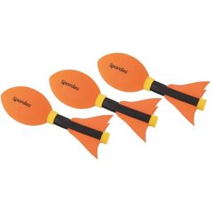 Raketica za bacanje – set 3 kom