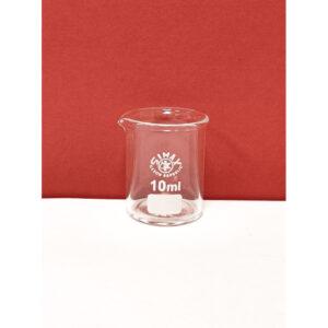 Čaša staklena 10ml